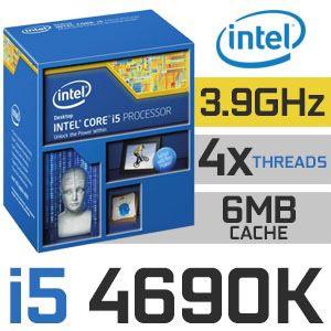 intel i5-4690K CPU desktop computer processor for Sale in Wantagh, NY