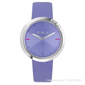 [ NEW ] FURLA Valentina Women's Lilac Dial Watch for Sale in Anchorage, AK