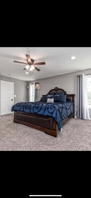 King Bed Frame for Sale in Waco, TX