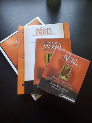 The Story of the World: Volume 1 Ancient Times for Sale in San Dimas, CA