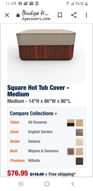 Hot tub cover for Sale in City of Industry, CA