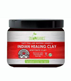 Indian Clay Mask for Face, Skin 16oz for Sale in Arlington, TX