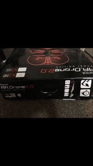 AR Drone 2.0 power edition for Sale in Gibsonia, PA