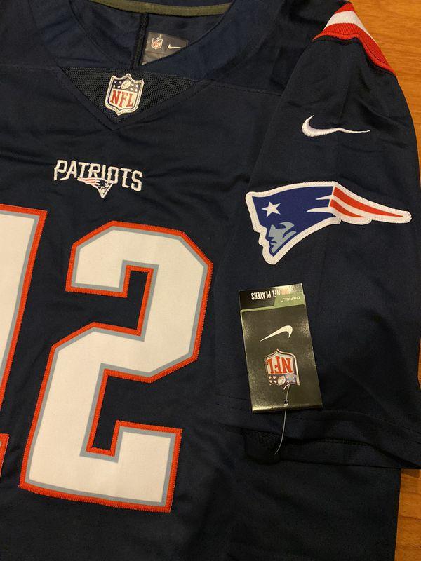 Tom Brady New England Patriots Nike NFL Stitched Football Jersey
