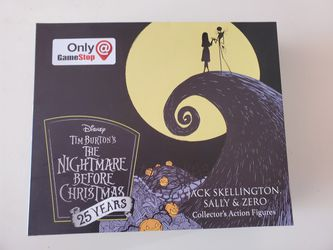 Diamond Select The Nightmare Before Christmas Action Figure Set for Sale in Snohomish,  WA