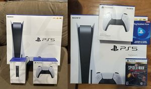 Brand New Bundle Playstation for Sale in Albuquerque, NM