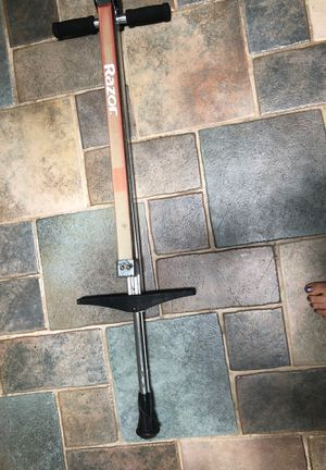 Razor Gogo Pogo stick for Sale in Fairfax, VA