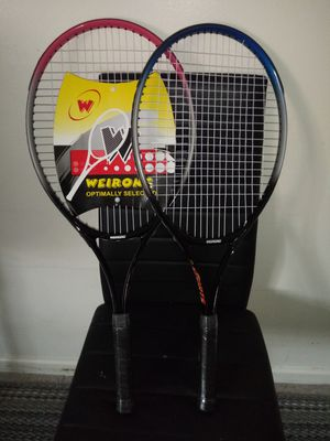 Tennis rackets (2) 35$ (NEW) for Sale in Queens, NY