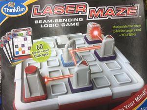 Laser Maze logic game for Sale in West Palm Beach, FL