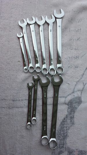 BOX & OPEN END WRENCHES for Sale in Pismo Beach, CA