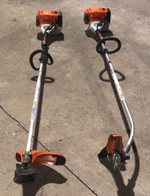 Stihl FS-111 weedeater and FC-91 edger for Sale in Houston, TX