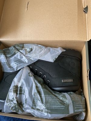 BRAND NEW!!! Timberland boots sz. 11.5 not in season but good for work for Sale in Philadelphia, PA