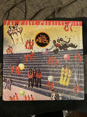 The o'jays greatest hits vinyl record for Sale in Torrance, CA