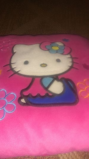 Hello Kitty pillow for Sale in Fresno, CA