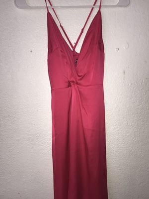 HOT PINK EXPRESS DRESS SIZE 0 for Sale in El Paso, NM