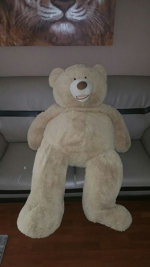 5 ft Teddy Bear for Sale in Tracy, CA