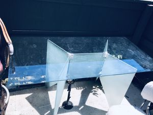 Antique glass table for Sale in Dallas, TX