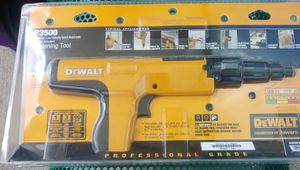 DeWalt P3500 Fastening tool for Sale in Washington, DC