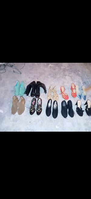 Lot of heels and sandals $20 for Sale in Tarpon Springs, FL