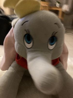 Disney Dumbo plush with tag 🏷 for Sale in El Monte, CA