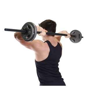 Barbell Weight Lifting Bar for Sale in Brentwood, CA