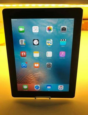 """Apple iPad 3, 64GB (Wi-Fi ONLY Internet access) Usable with Wi-Fi """"as like nEW"""" for Sale in Fort Belvoir, VA"""