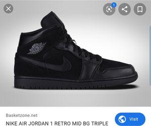 Jordan retro 1 size 12 for Sale in Davie, FL