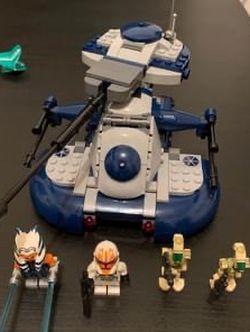 Lego Star Wars Armored Assault Tank for Sale in Van Alstyne,  TX