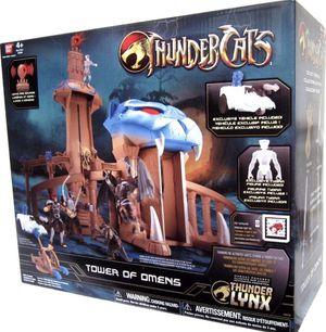 THUNDERCATS Tower Of Omens BANDAI Original for Sale in Grand Prairie, TX