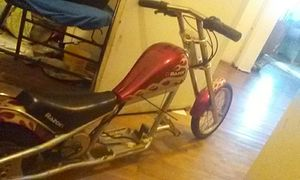 Chopper Scooter runs great I have the batteries and side peices as well everything in great condition $175 firm for Sale in Oroville, CA