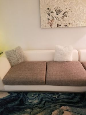 Eldorado sectional couch for Sale in Miami Beach, FL