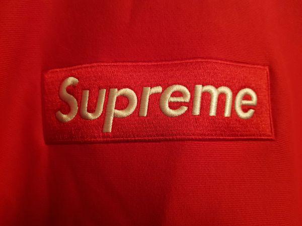 Supreme box logo hoodie xl