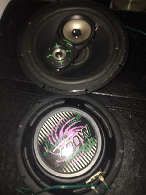 800 watts 8 inches Lanzer for Sale in Boston, MA