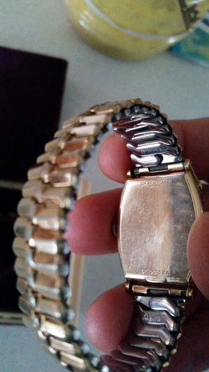 Bulova 10k Gold watch for Sale in Clarion, IA