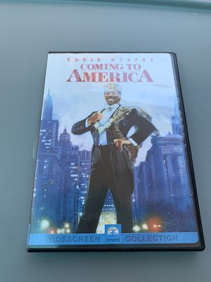 Coming to America on DVD for Sale in Pearland, TX