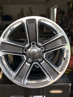 Genuine Jeep Wheels for Sale in Brentwood, TN