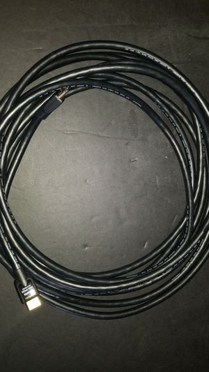 Amazon basics 24 FOOT HDMI CLABLE for Sale in Weston, MA