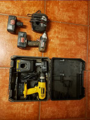 1/2 Drill and impact driver for Sale in San Diego, CA