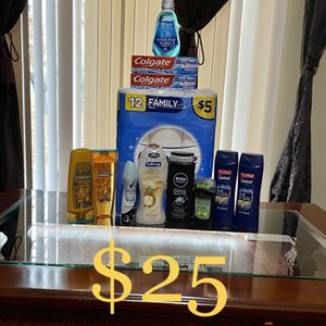 Personal Care Bundle for Sale in Fort Worth, TX