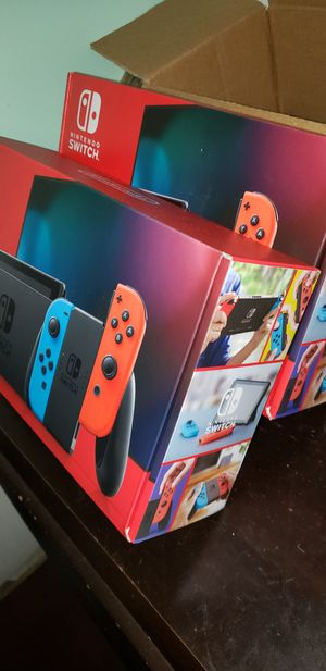 Brand new Nintendo switch 359.98 cash for Sale in Virginia Gardens, FL