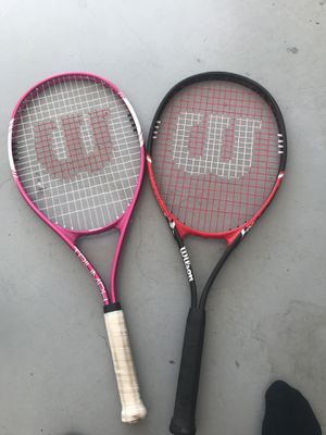 Tennis rackets for Sale in North Las Vegas, NV