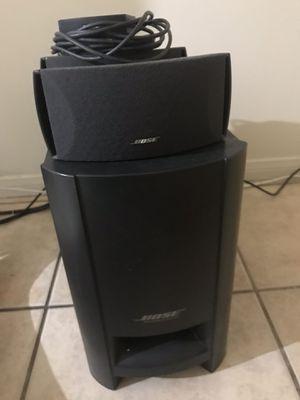 Bose CineMate Series II Digital Home Theater Speaker System for Sale in Lemon Grove, CA