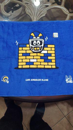 LA Rams towel for Sale in Fontana, CA