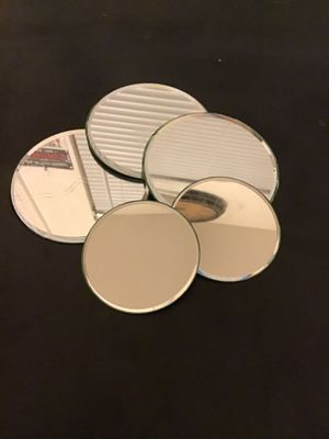 5 circle mirrors for Sale in Carmichael, CA