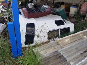 Camper shell for Sale in New Caney, TX