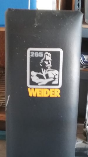 265 welden..workout machine in good shape about 10 workout ways to work out arms and legs for Sale in US