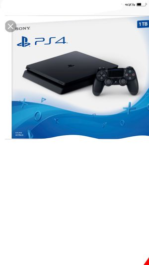 PS4 with all cords and tons of games for Sale in Haymarket, VA
