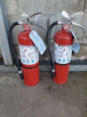 Extinguidores for Sale in Los Angeles, CA