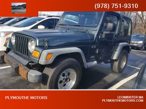 2004 Jeep Wrangler for Sale in Leominster, MA