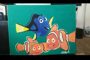 Kids Painting Canvases for Sale in Grover Beach, CA